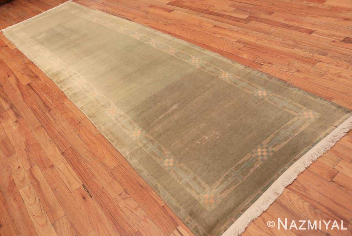Full Vintage French Art Deco runner rug 43082 by Nazmiyal
