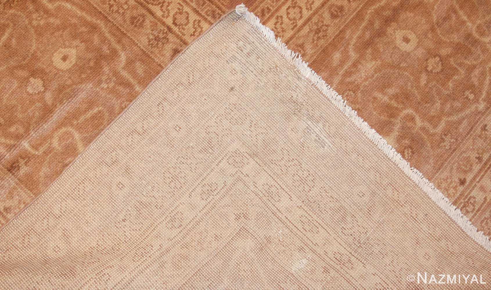large shabby chic antique amritsar indian rug 42296 weave Nazmiyal