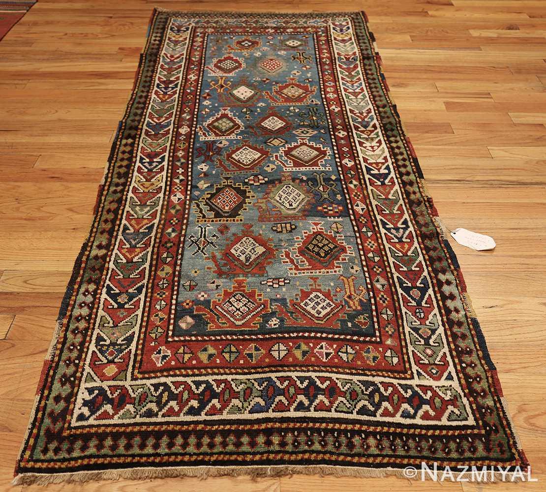 tribal antique caucasian kazak rug 44563 whole Nazmiyal