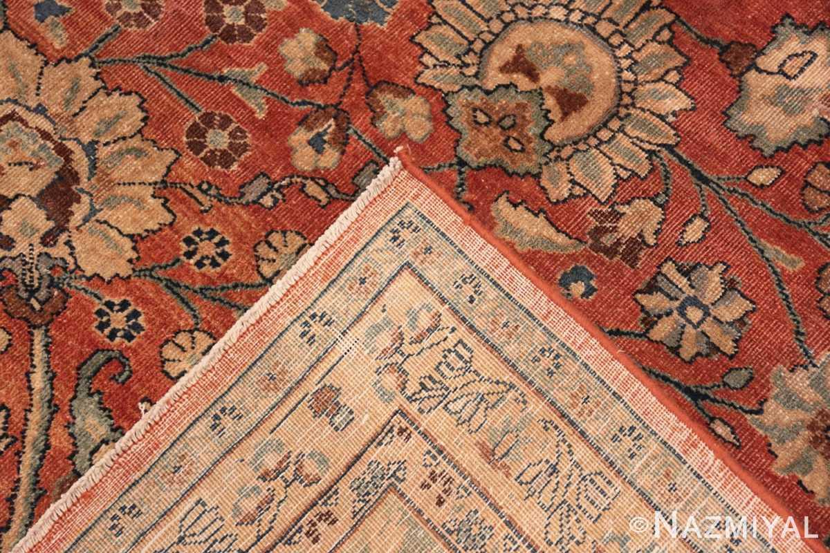 Weave Large Antique Tabriz Persian carpet 44813 by Nazmiyal