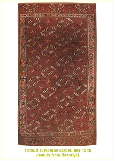 Antique Tribal Rugs by Nazmiyal