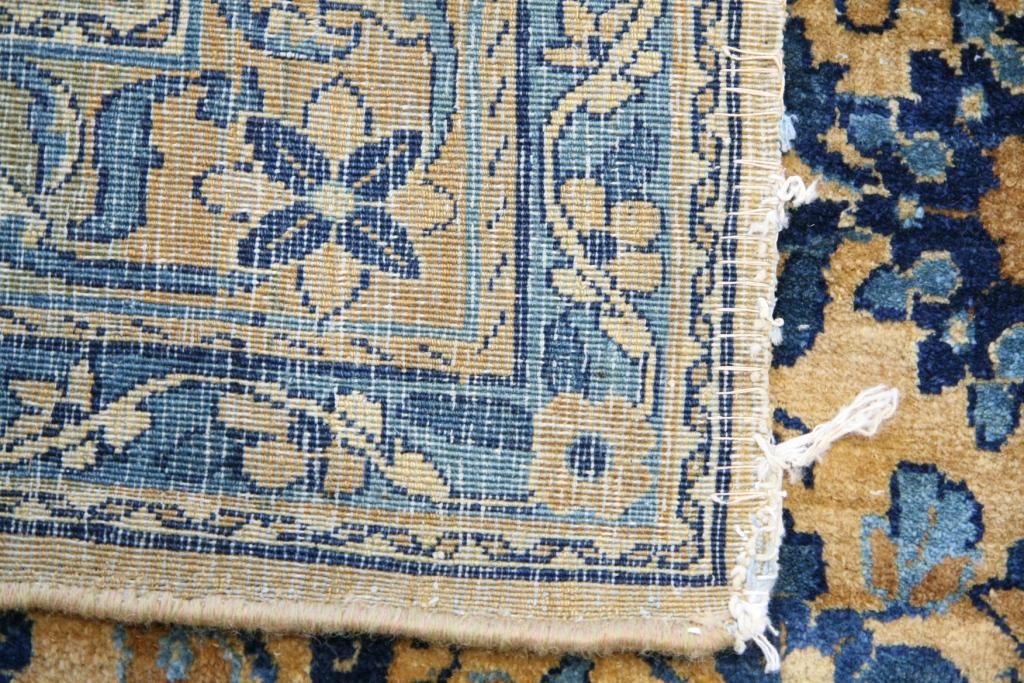 Recourse Guide To The Back of a Rug by nazmiyal