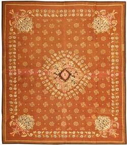 Antique Aubusson Carpets
