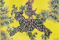 Jean Lurcat Tapestry