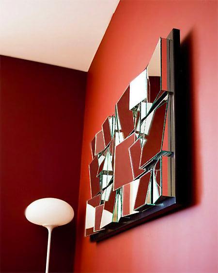 Fun house Style Contemporary Mirrors Interior Design Nazmiyal