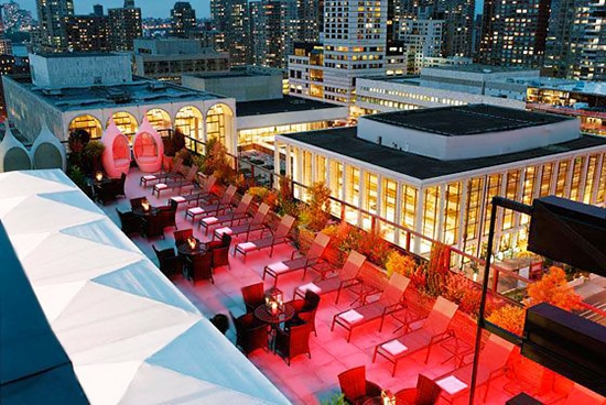 Empire Hotel Rooftop Bar NYC Nazmiyal