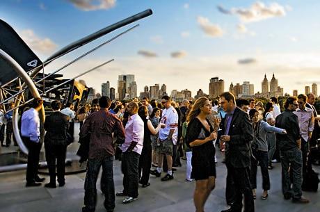 The Met Rooftop Bar NYC Namiyal
