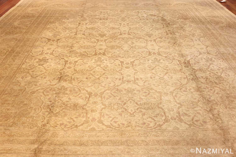 antique agra indian rug 45029 full Nazmiyal