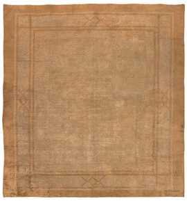 Antique Mongolian Rug 44892