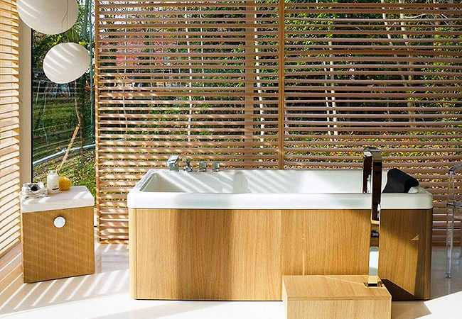 Bathroom Bamboo Decor Nazmiyal