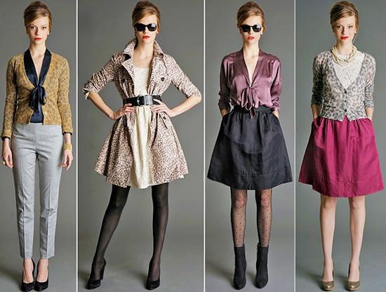 Banana Republic Mad Men Inspired Women's Dresses by nazmiyal