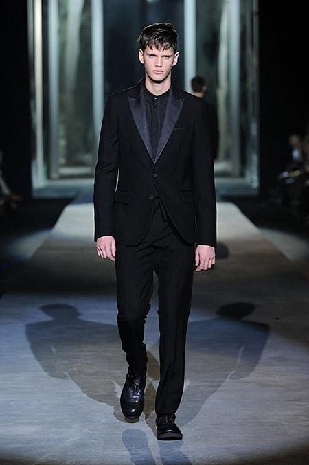Men's Fashion: Cavalli, Peak Narrow Lapel Blazer - Nazmiyal
