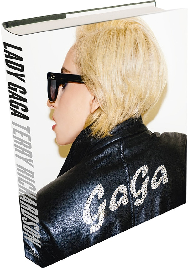 The Lady Gaga Terry Richardson Photography Book by Nazmiyal