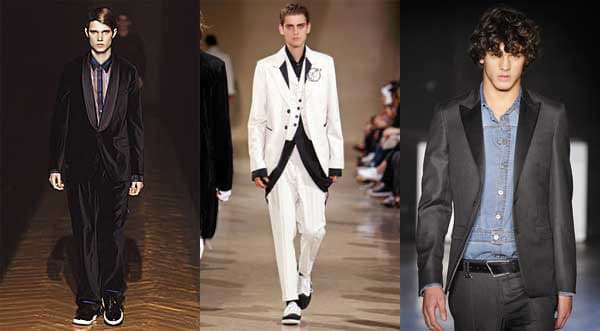 Men's Fashion Suits With Blazers - Nazmiyal