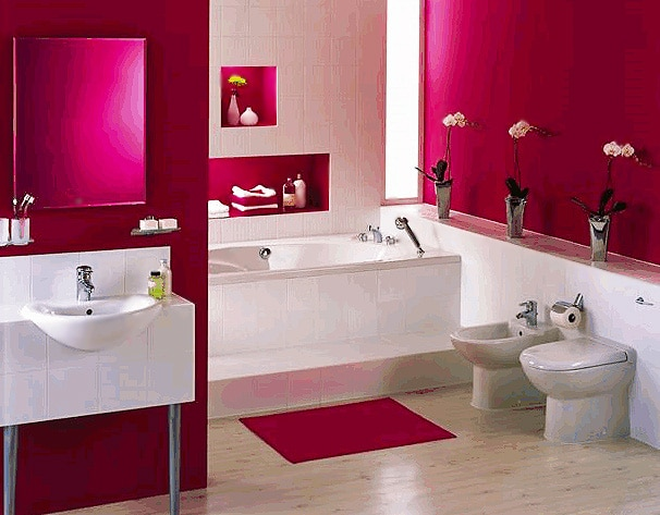 Mini bathroom Decoration - Nazmiyal