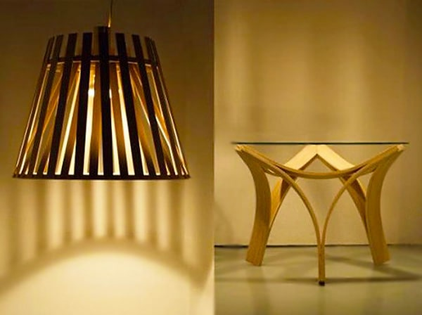 Modern bamboo Furniture Design Nazmiyal