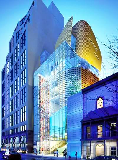 New York Architectural Design - Nazmiyal