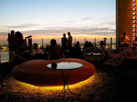 Standard Hotel Rooftop and Le Bain NYC Nazmiyal