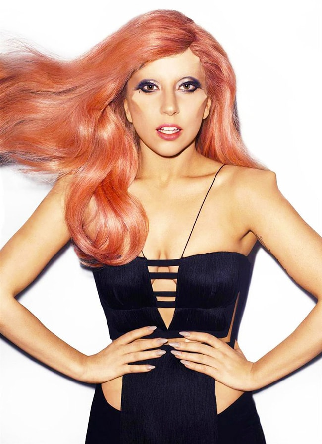 Terry Richardson and Lady Gaga Photo Shoot by nazmiyal