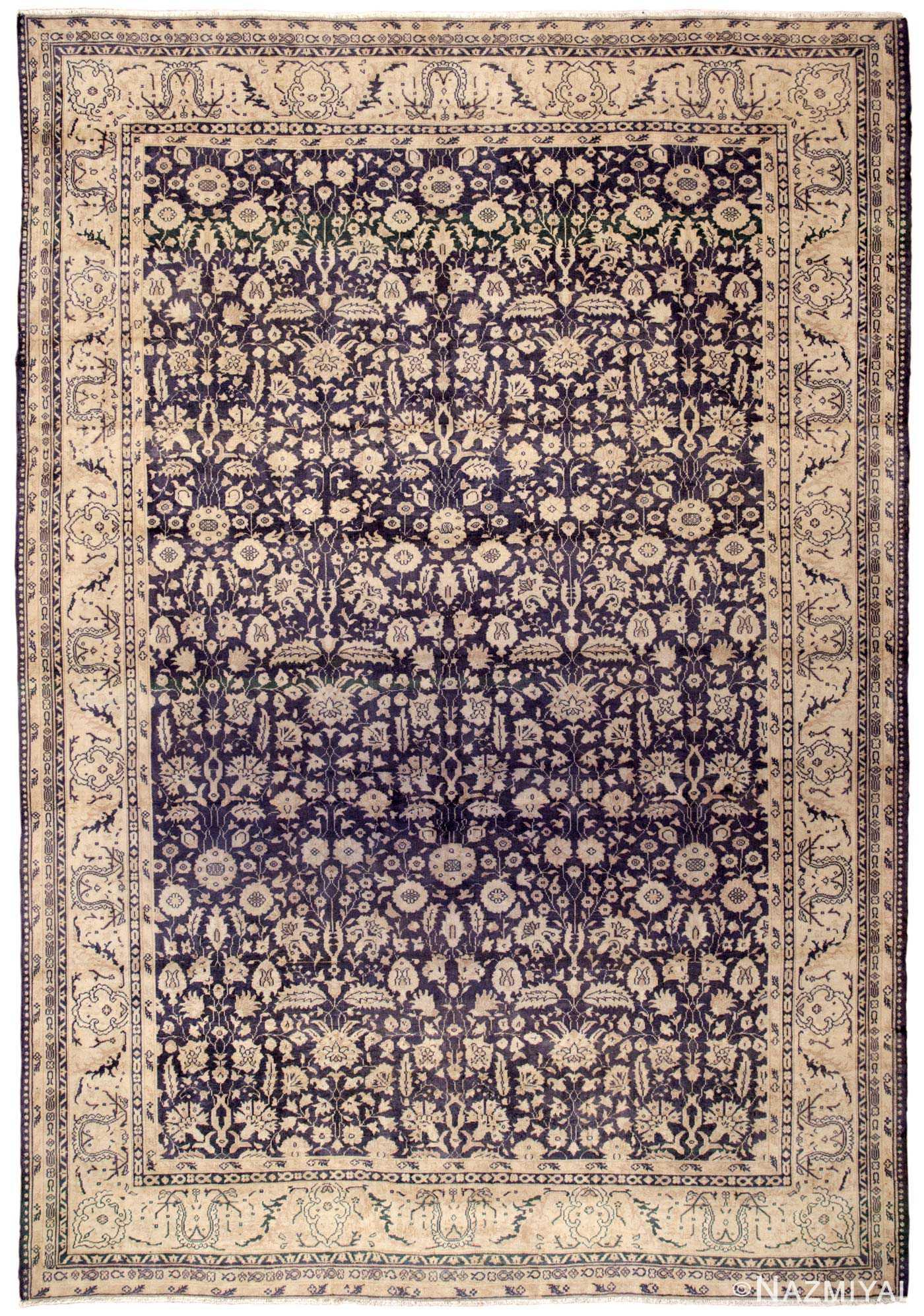 Antique turkish rug antique persian carpet by nazmiyal for Turkish rugs