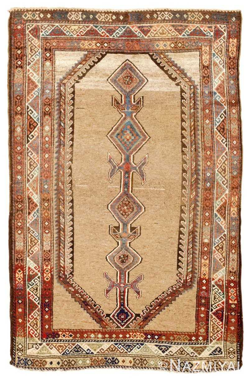 Antique Northwest Persian Rug 45120 Detail/Large View