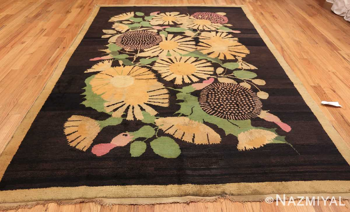 antique french art deco rug 45131 whole Nazmiyal