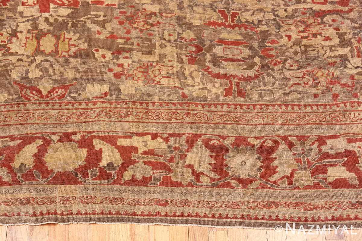 Border Antique Sultanabad rug 42160 by Nazmiyal