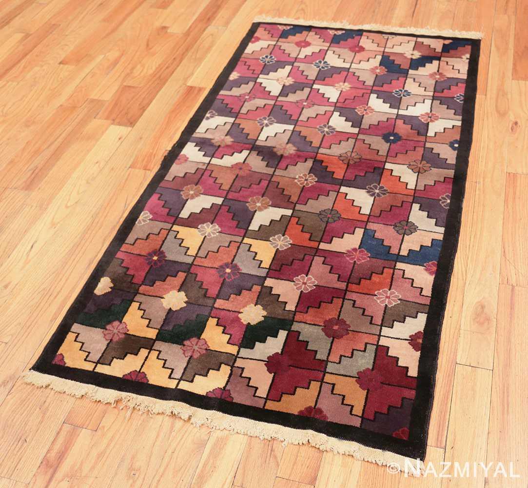 Full Chinese Deco rug 45192 by Nazmiyal