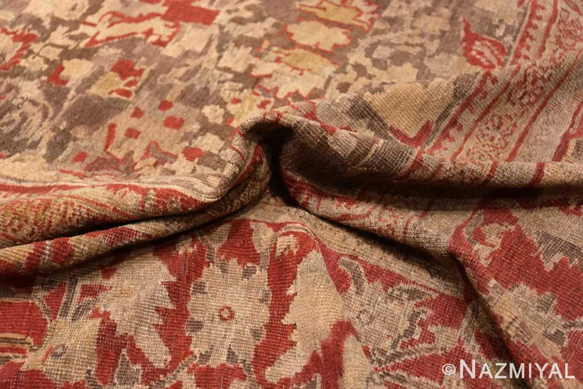 Pile Antique Sultanabad rug 42160 by Nazmiyal
