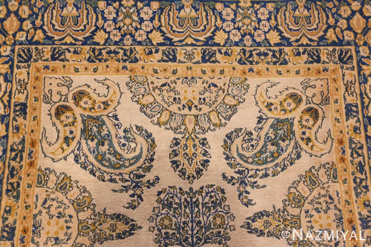 vintage mid century indian rug 45166 top Nazmiyal