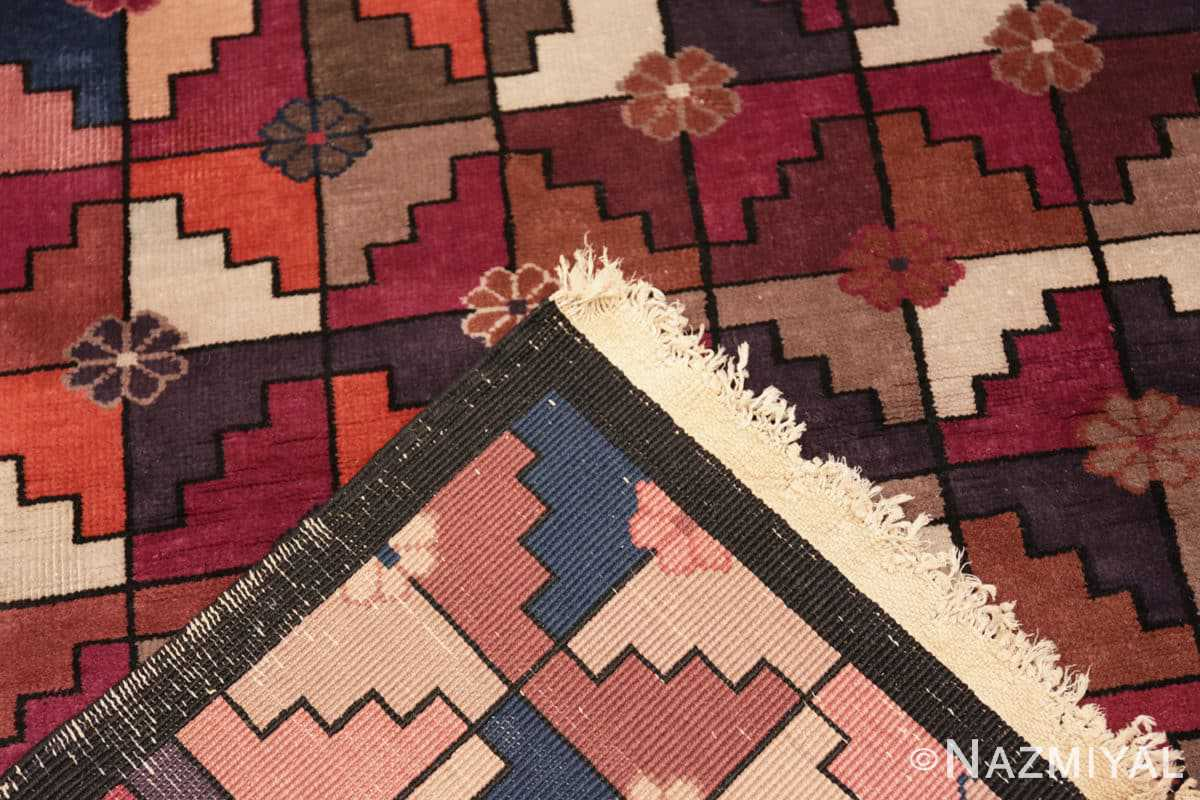 Weave Chinese Deco rug 45192 by Nazmiyal