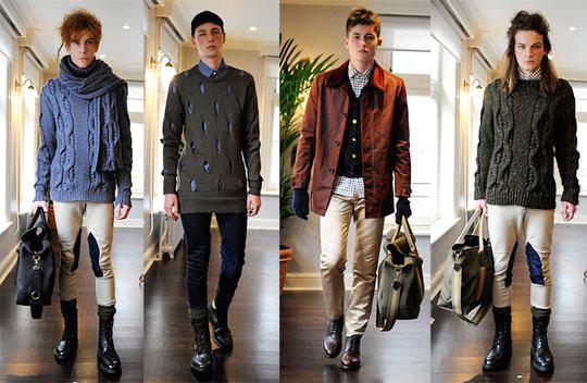 Boho Chic Inspired British Fashion: Lou Dalton Fall Collection - Nazmiyal