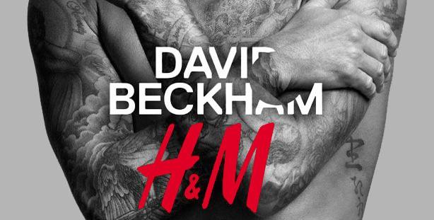 David Beckham H&MClothing Line by Nazmiyal