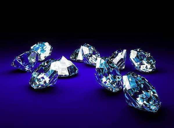 High End Fashion - Loose Diamonds by Nazmiyal