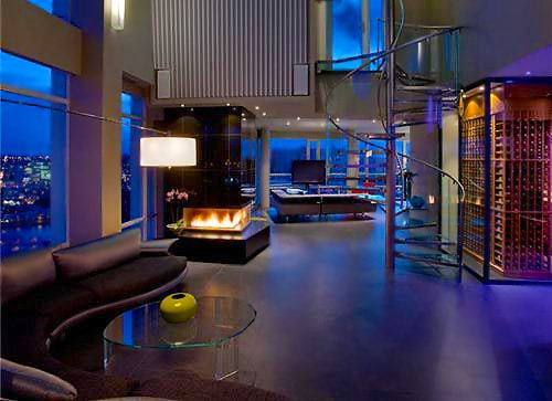 High End Luxury Canadian Home Interior Design by Nazmiyal