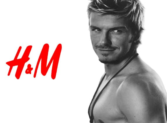 H&MClothing Line by David Beckham Nazmiyal