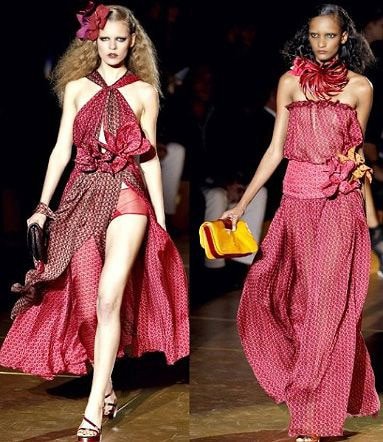 Marc Jacobs 2011 - Women's Fashion Designed for Christian Dior  - Nazmiyal