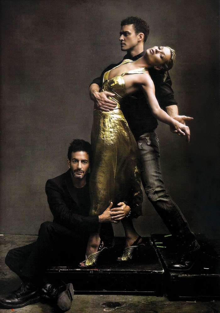 Marc Jacobs Fashion in Vogue - Nazmiyal