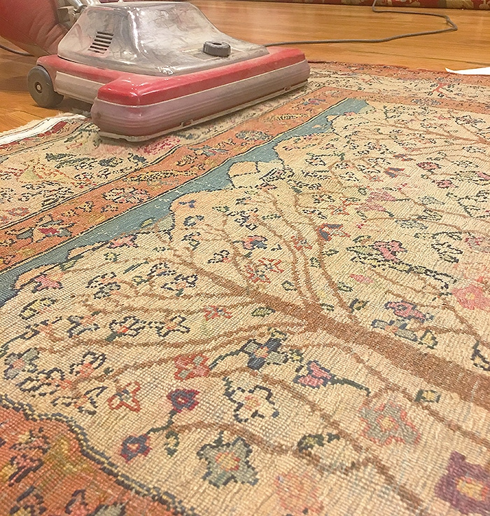Rug Cleaning Antique Oriental And