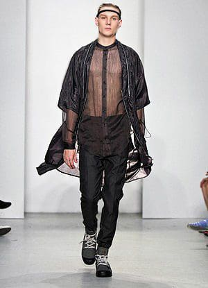 Qasimi Fall Men's Fashion with Hi-Tech Fabrics and Vintage Styles - Nazmiyal