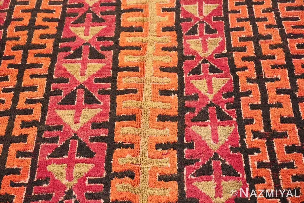 Detail Vintage Purple Moroccan 45201 by Nazmiyal