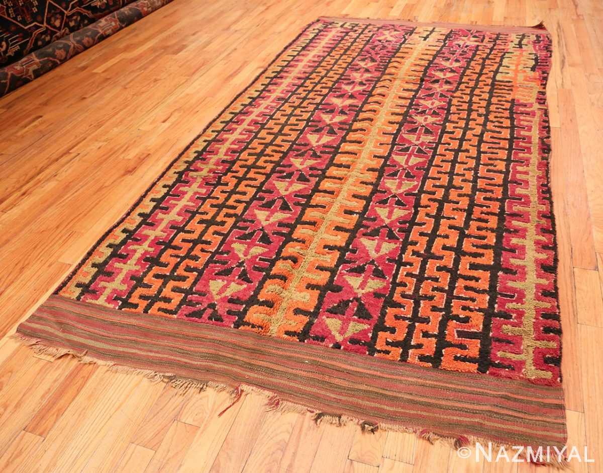 Full Vintage Purple Moroccan 45201 by Nazmiyal