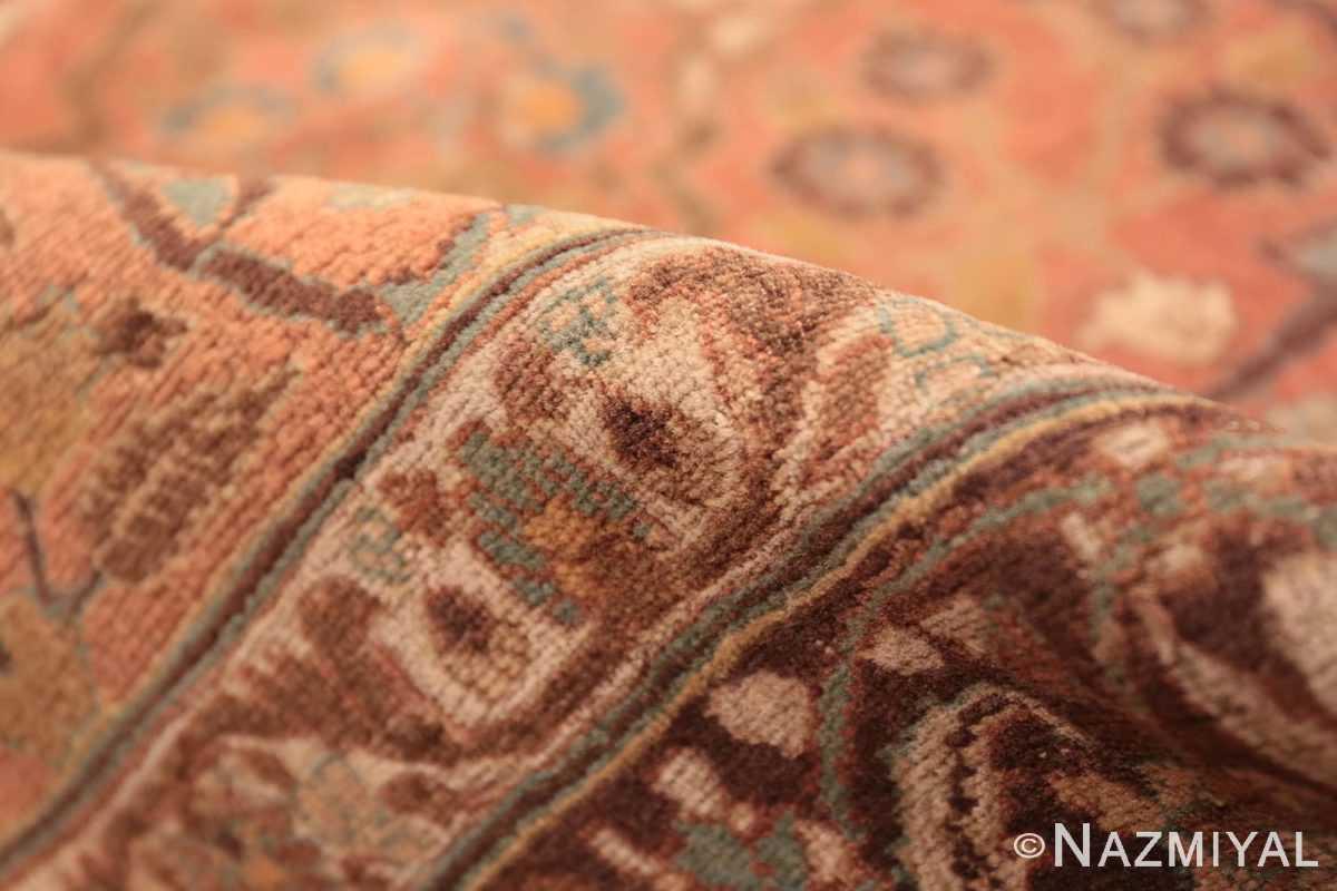 Pile Antique Tabriz Persian rug 45194 by Nazmiyal
