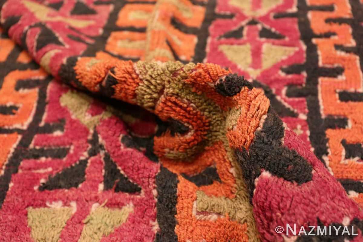 Pile Vintage Purple Moroccan 45201 by Nazmiyal