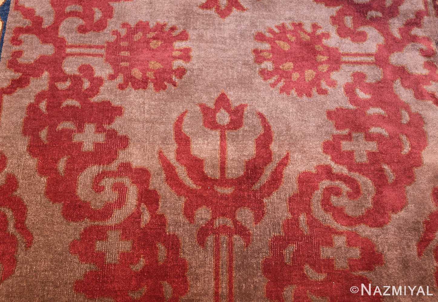 vintage chinese art deco rug 45270 design Nazmiyal