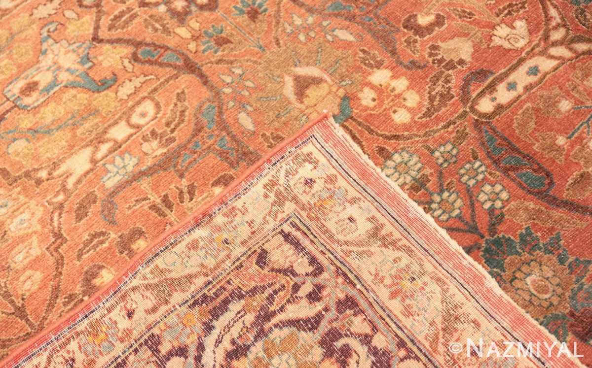 Weave Antique Tabriz Persian rug 45194 by Nazmiyal