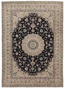 Nain Persian Rug 45066 Detail/Large View