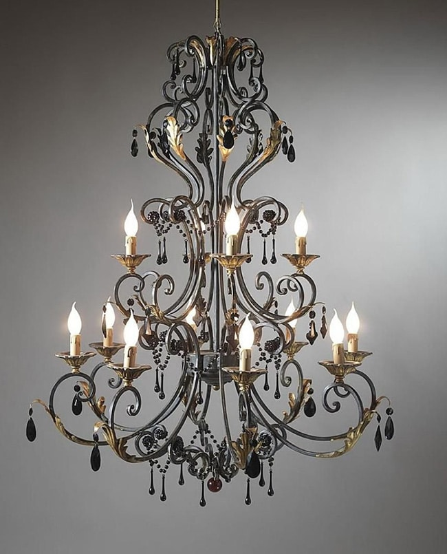 Old World Dining Room Chandeliers: Interior Designs With Decorative