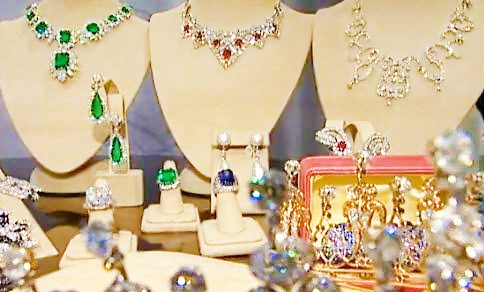 Elizabeth Taylor's Jewelry and Wedding Ring Nazmiyal