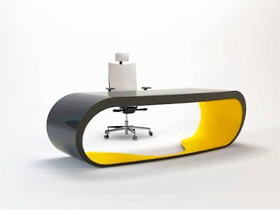 Functional Work Desk For A Modern Home Office Design Nazmiyal